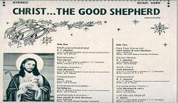 Christ the Good Shepherd - L P Record