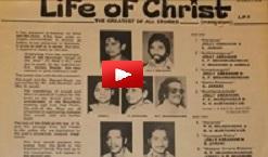 Life of Christ - L P Record