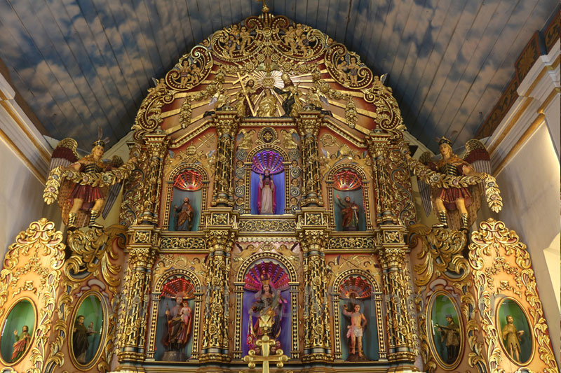 Mar Sleewa Forane Church, Pazhvangadi Alappuzha-Altar