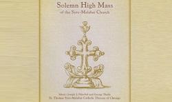 Solemn High Mass of the Syro-Malabar Church-CD