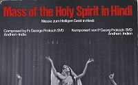 Mass Of The Holy Spirit In Hindi Fr. George Proksch SVD