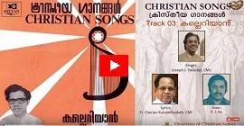 CHRISTIAN SONGS: 'KALLERIYAN' By Fr. Joseph J Palackal, CMI