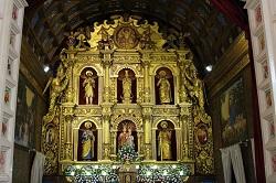 St. Mary's Forane Church, Kuravilangad-Altar