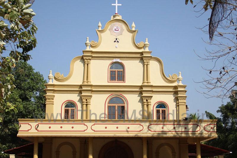 St. Joseph Forane Church, Vaikom